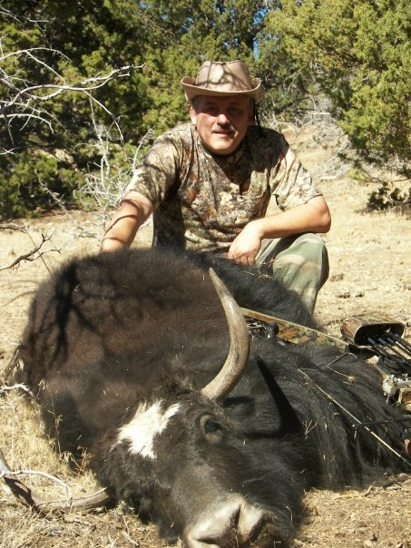 Q Creek Elk Hunting Hunting with a bow at ...